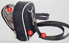 Etui sac rapide pour appareil photo compact 10cm ceinture courroie de cou Kodak