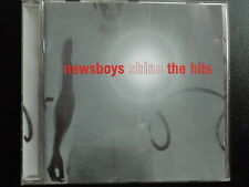 NEWSBOYS  -  SHINE  THE HITS ,     CD 2000, CHRISTIAN ROCK,   WORSHIP,