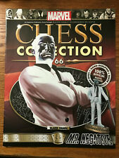 Eaglemoss Marvel Chess Collection Figure Mr Negative #66 Black Pawn Magazine