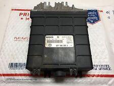 1999 VW Golf, Jetta 2.0L MK3 ECU ECM Engine Control Module 037906259Q Brain OEM