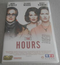 - DVD -  THE HOURS avec MERYL STEEP..NICOLE KIDMAN..JULIANNE MOORE
