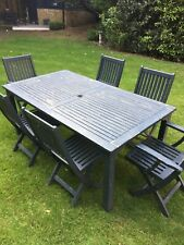 Garden Amp Patio Teak Furniture Sets For Sale Ebay