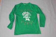 Boys Gap Long Sleeved T Shirt Age 9 10 Green Fungi Shirt Top