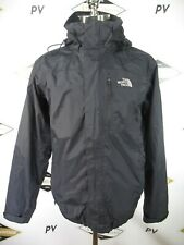 G2267 THE NORTH FACE Men's HyVent Waterproof Jacket Sz M