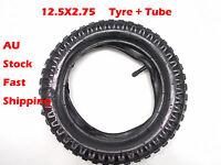 12.5 x 2.75 Tyre &Tube 47cc 49cc 50cc 2 Stroke Mini Trail Dirt Bikes Front/Rear