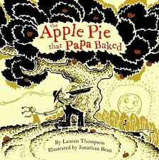The Apple Pie That Papa Baked-ExLibrary