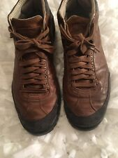 Vintage Puma Rudolf Dassler Schuhfabrik Leather High-top Men's US 11.5 UK 10.5