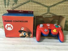 Club Nintendo Official Mario Gamecube Controller Game cube Wii Japan pad VG!!