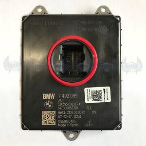OEM BMW i3 i8 X1 Mini Cooper Clubman LED Headlight Control Unit Module 7492089