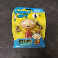 Family Guy As Seen On TV Stewie Figure w/ Create-A-Figure Death Part