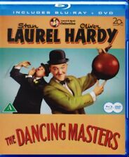 The Dancing Masters - Laurel & Hardy -  (Blu-ray + DVD) (1943)