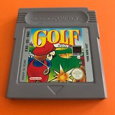 Golf - Nintendo Game Boy - Cart Only - Gameboy - *Charity Listing*
