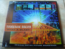 Tangerine Dream - What a Blast (Architecture in Motion/Original Soundtrack) NEW