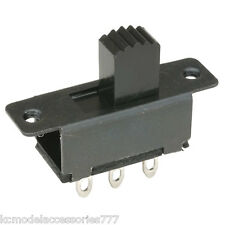 DPDT Miniature Slide Switch On-Off x 5 Switches