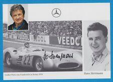 Hans Herrmann - Formel 1 - Formula One - # 13119
