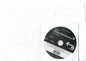 Stellar Data Recovery 9 Professional Lizenz f. 1 PC/1 Jahr Original CD unbenutzt
