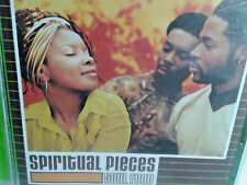 SPIRITUAL PIECES - SOUL FOOD  - CD - New! Sealed!
