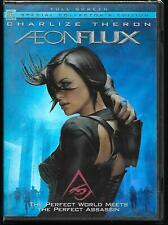 Aeon Flux [Dvd, 2005, Special Colletors Edition Full Frame] Brand New Sealed