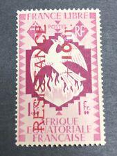 French Equatorial Africa Scott B29 Mint OG CV $40