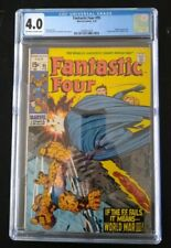 Fantastic Four #95 CGC 4.0 VG - Nice Copy - I combine shipping
