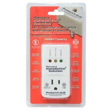 Ac Surge Brownout Voltage Temp Protector w/ Alarm 3000W Air Conditioner Freezer