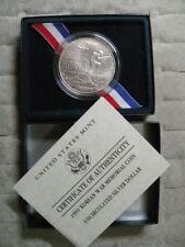 USA 1 Dollar Silber OVP . Ende des Korea Krieges. Korean War Memorial Coin .