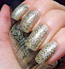 New OPI Serena ~SPARK DE TRIOMPHE~ Gold & Silver Multi Glitter Nail Polish S18