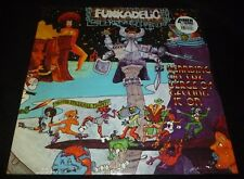 FUNKADELIC 33RPM LP STANDING ON THE VERGE R&B FUNK GATEFOLD GEORGE CLINTON NEW
