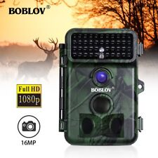 CT005 16MP Hunting Trail Camera 42pcs IR LED Wildlife Camera With Strap For Farm