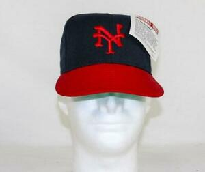 1941 New York Cubans Game Issued Fitted Negro League Baseball Hat Cap