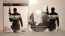 JEU SONY PLAYSTATION 3 PS3 - CALL OF DUTY MW3 COMPLET
