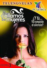 Lo Que Callamos Las Mujeres Vol. 1 DVD