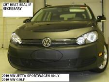 Lebra Front End Mask Bra Fits 2010 2011 2012 2013 2014 VW Sport Wagen & Golf