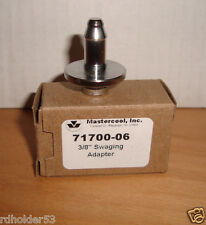 Mastercool 71700-06 3/8 Refrigerant Pipe Swaging Adapter Works in the 71700
