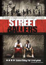 Streetballers (DVD, 2014) Adrieanne Perez, Matthew Scott Krentz, Craig Thomas