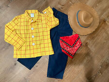 Disney Toy Story Woody Costume Child Size 5-6