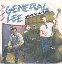 """GENERAL LEE 7""""PS Spain 1990 Balada de la sirena PROMO"""