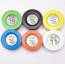 LCD Digital Indoor Outdoor Hygrometer Humidity Thermometer Temperature Meter Hot