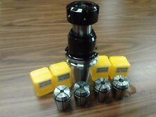 CAT40-ER32 Floating Tap/Tapping Holder w. 4pcs ER32 tap collets #CAT40-ER32-T