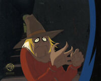 Batman the Animated Series Original Production Cel-Scarecrow- Lock Up