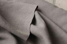 Vintage linen dyed gray blue 6.5 YDS homespun Material hemp upholstery fabric