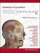 Anatomy and Physiology Revealed by Robert Broyles (2011, Spiral, Workbook)