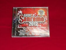 SUPER SANREMO 2012 COMPILATION ROSSA CD