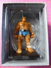 THE THING Eaglemoss MARVEL CLASSIC COLLECTION Figurine Lead Model BubbleBox 2005