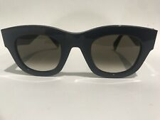 Authentic Celine CL 41095/S AM0 Z3 Gradient Blue Gold Sunglasses $495