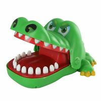 Green Classic Biting Hand Crocodile Game WS