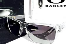 Novo   Oakley HOLBROOK clara com lentes polarizadas Cromado Iridium óculos  de sol 9102 5eac2bd824