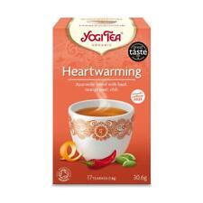 💚 Yogi Tea Organic Heartwarming Herbal Tea 17bag