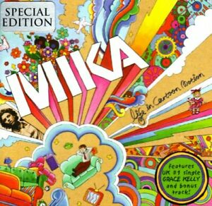 Life in Cartoon Motion, Mika, Audio CD, Good, FREE & FAST Delivery