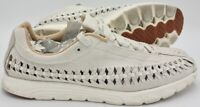 Nike Mayfly Woven Suede Trainers 833802-001 Light Bone/Sail/Elm UK9.5/US12/E44.5